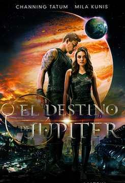 El destino de Júpiter (2015) Pelicula Online Latino hd