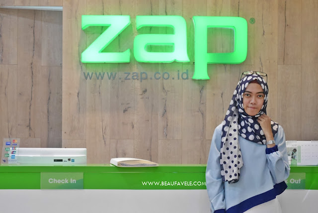 Treatment Menghilangkan Jerawat di ZAP