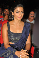 Pooja Hegde choli saree at DJ Duvvada Jaggannadham music launch ~  Exclusive 90.jpg