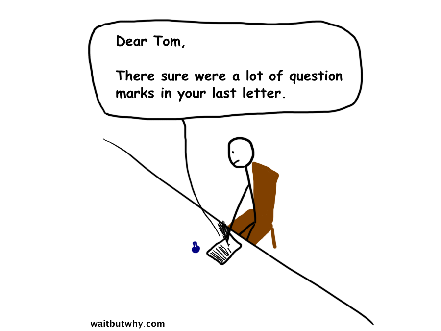 11 awkward things about email wait but why