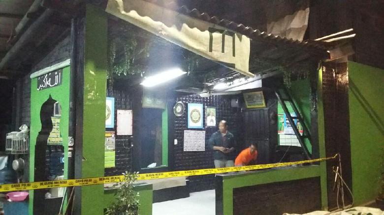 Posko FBR Diserang, Polisi Berjaga