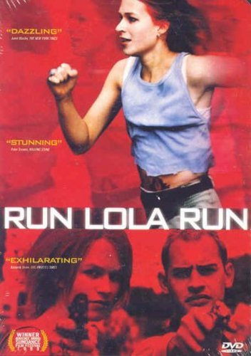 an analysis of the story behind the german film run lola run Run lola run (german: lola rennt is a 1998 german thriller film written and directed by tom tykwer, and starring franka potente as lola and moritz bleibtreu as manni the story follows a woman who needs to obtain 100,000 deutsche mark in twenty minutes to save her boyfriend's life the film's three scenarios are.