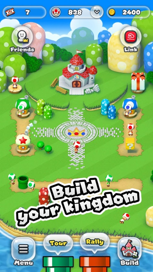 download game super mario run