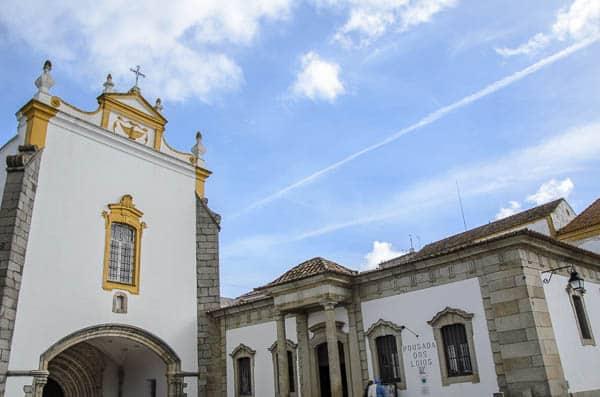 igreja dos Loios - Évora