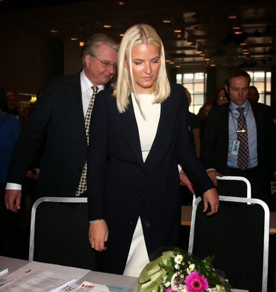 Princess Mette-Marit opened the 6th National Congress at the Oslo Congress Centre