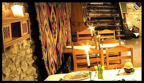 Restaurante ucraniano en Cracovia