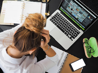 Stress membuatkan GERD semakin teruk