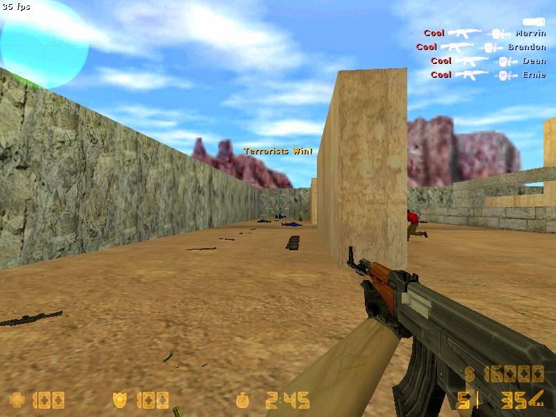Counter Strike 16