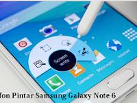 Spesifikasi Samsung Galaxy Note 6 dan Ulasan 2016