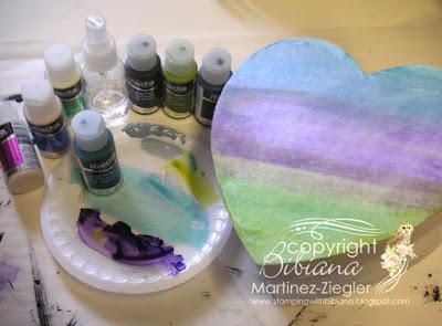 gift box 1st paint layer