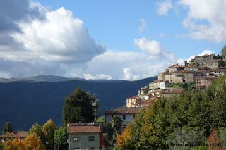 The lovely Vellano, in Valleriana, Tuscany, Italy