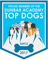 Proud Member of the Dunbar Academy Top Dogs