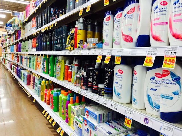Onde comprar shampoo e condicionador em Miami