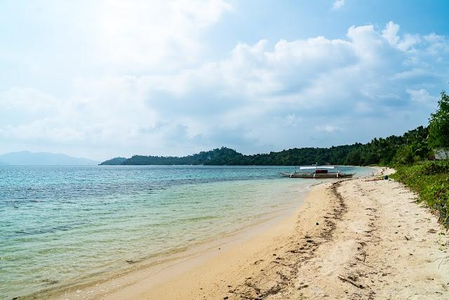 Capsalay Island-palawan-philippines