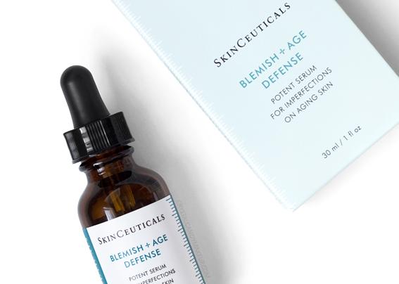 Skinceuticals blemish age defense reviews