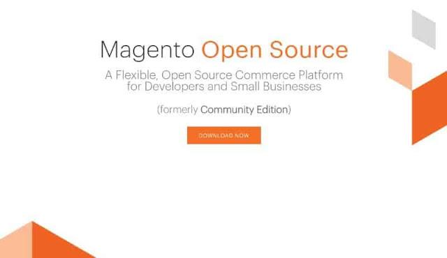 Magento adalah CMS open source yang populer yang disesuaikan untuk bisnis e-commerce