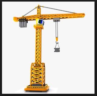 Alat pengangkut material Vertikal