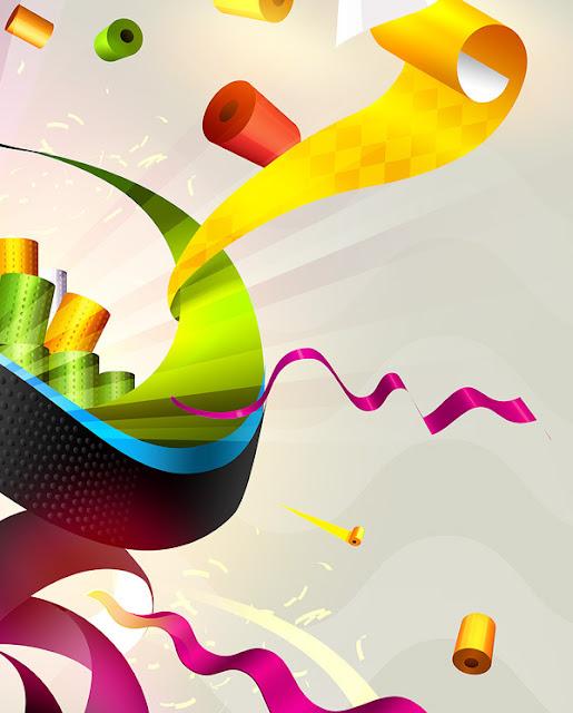 Multicolor Explosion By Alexandre Efimov