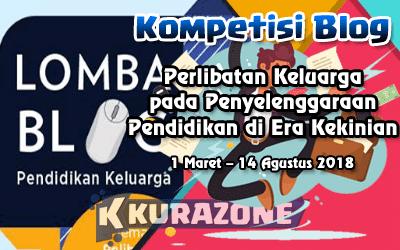 Kompetisi Blog - Sahabat Keluarga Berhadiah Total 46 Juta Rupiah