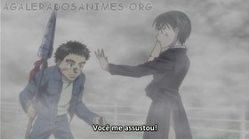 Ushio to Tora 14 assistir online legendado