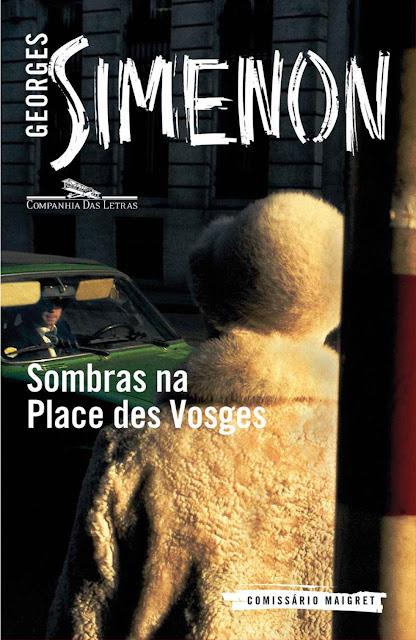 Sombras na Place Des Vosges - Georges Simenon