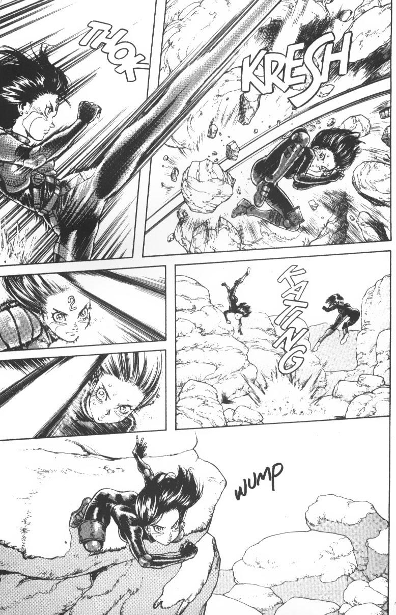 Battle Angel Alita chapter 44 trang 13
