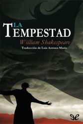 Portada del libro completo La tempestad para descargar en pdf gratis