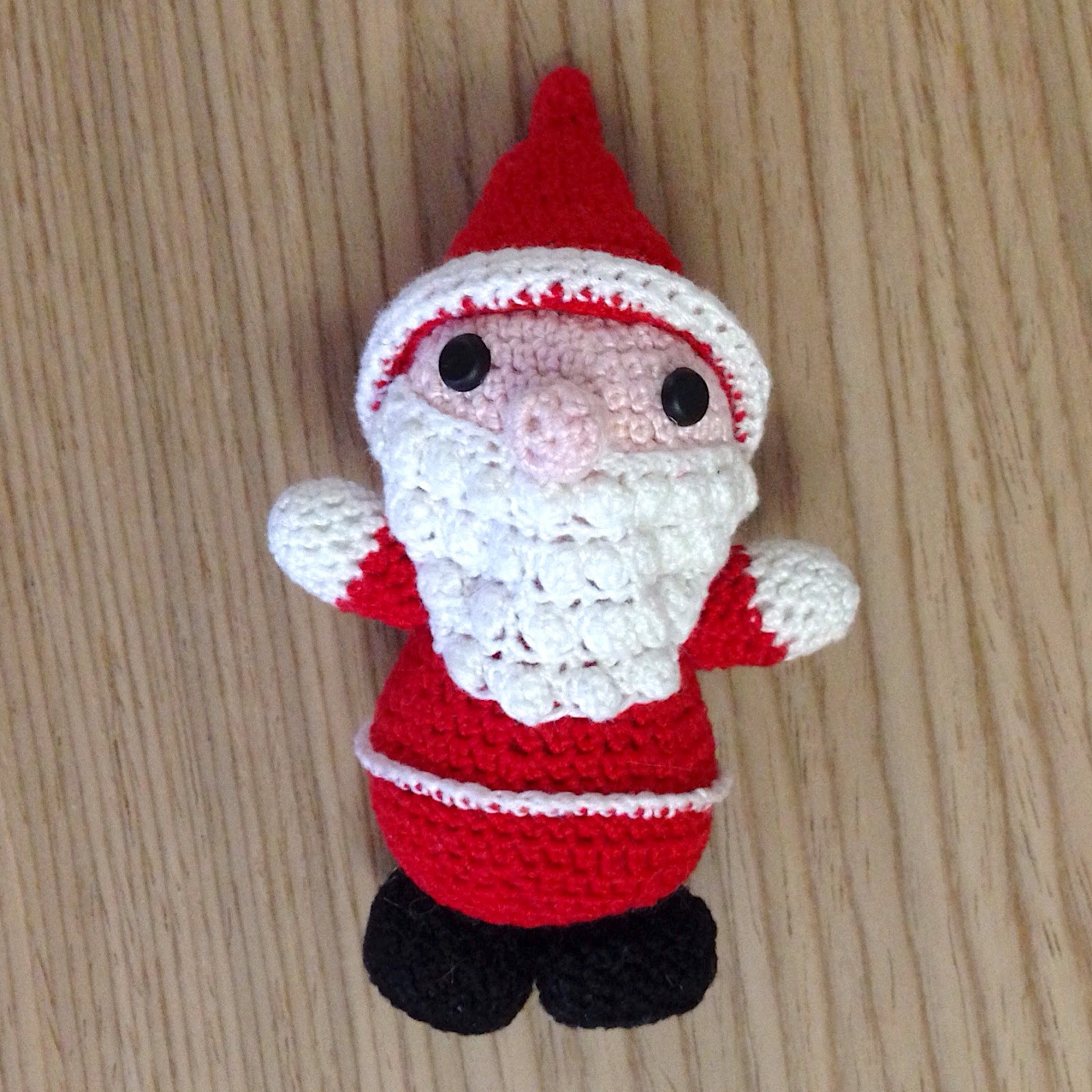 🌸 UNCINETTO 🌸🎄PRESINA Cappello di Babbo Natale 🎄 Crochet Santa ... | 1600x1600