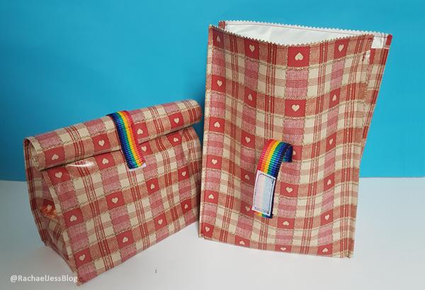 Handmade Sandwich Bags