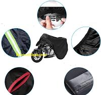 Logo AngLink: vinci gratis un telo/ custodia protettiva per moto
