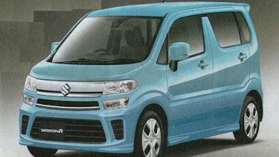 New 2017 Maruti Suzuki Wagon R Updated Version