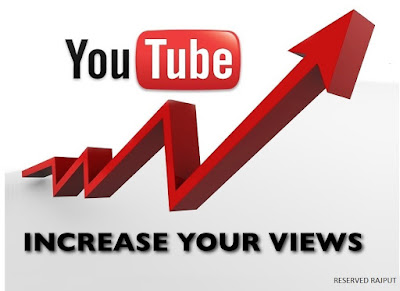 Increase Views and Subscribers On Youtube