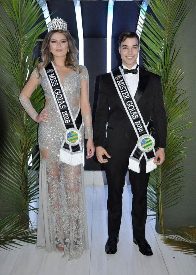 Miss e Mister Goias 2018. Foto: Carlos Robert