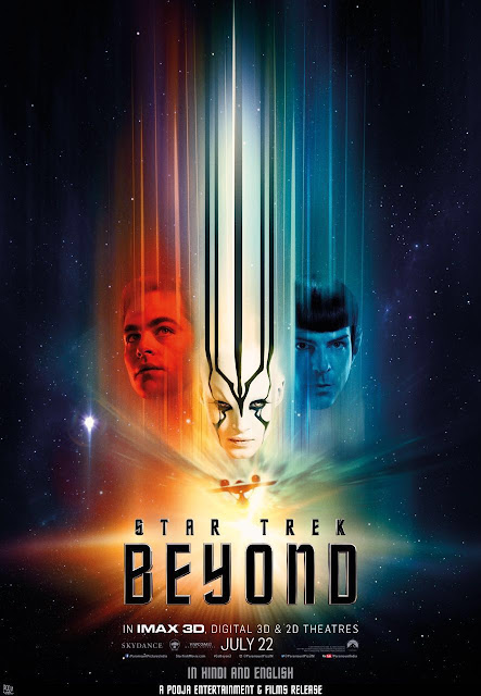 Star TrekStar Trek Beyond, directed by the Taiwanese American filmmaker Justin Lin