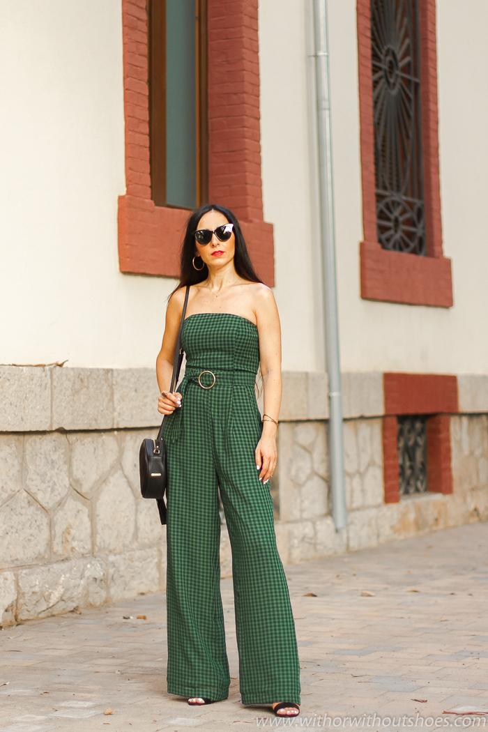 Streetstyle milan Look urban chic estiloso elegante ideas combinar mono palabra de honor