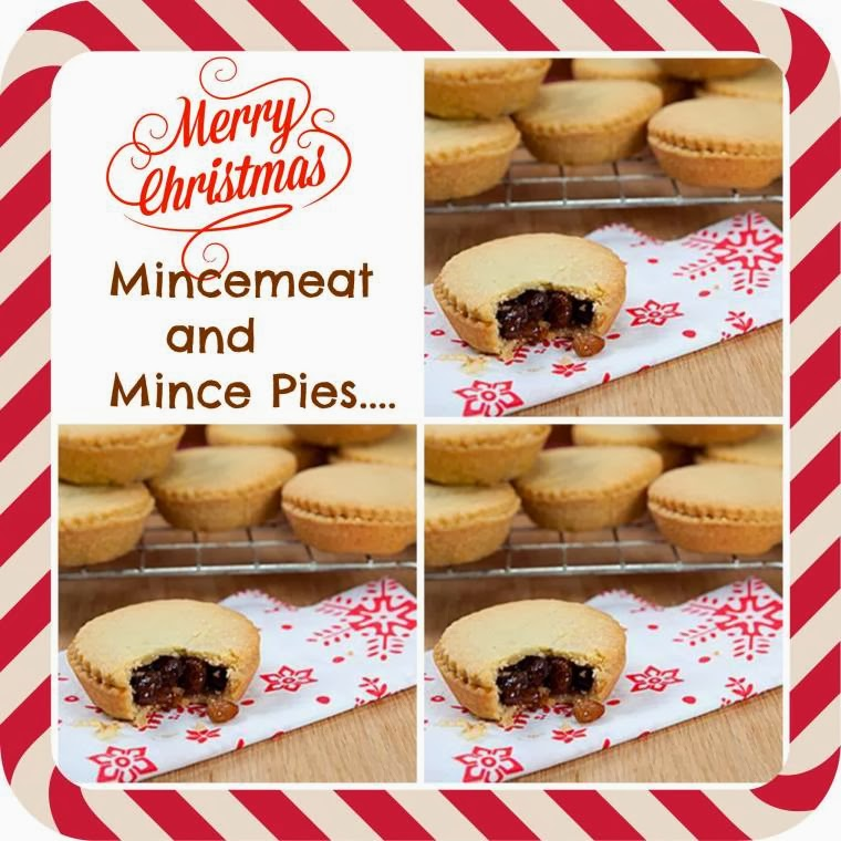 Mincemeat and Mince Pie