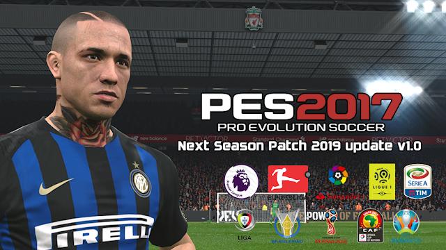 PES 2017 Next Season Patch 2019 AIO - Update & Fix V1 0 - Micano4u