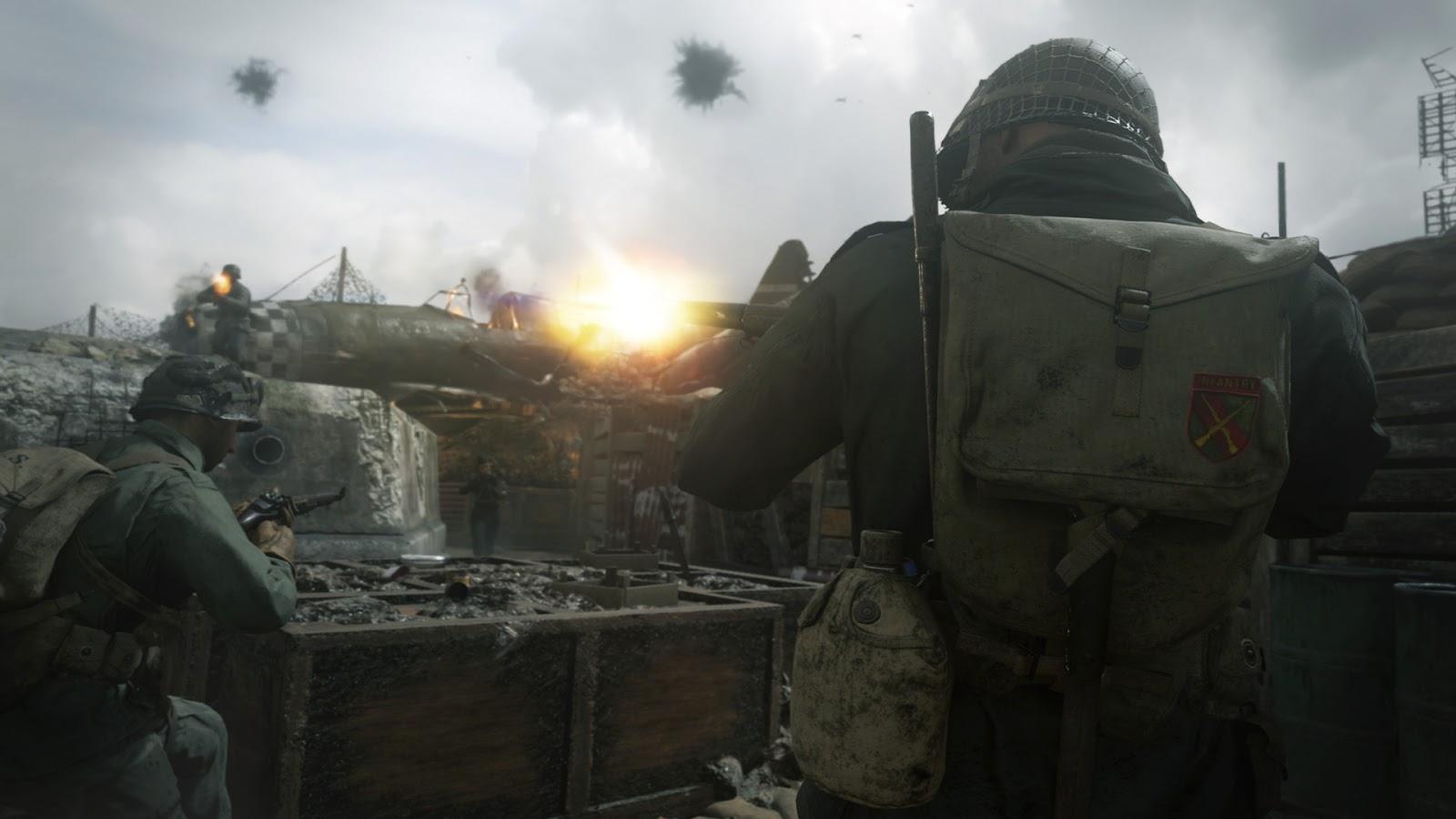 Call Of Duty WWII PC Full ESPAÑOL (RELOADED) + REPACK 14 DVD5 (JPW) 7