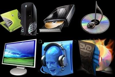 Megapack 800 iconos HD - Formatos ICO y PNG