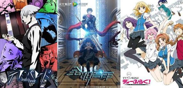 anime genre game terbaik terkeren