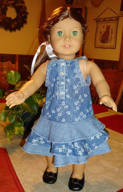 Granna' Design Ideas Making 18- Doll