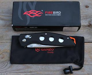 Ganzo Firebird FB7621-BK