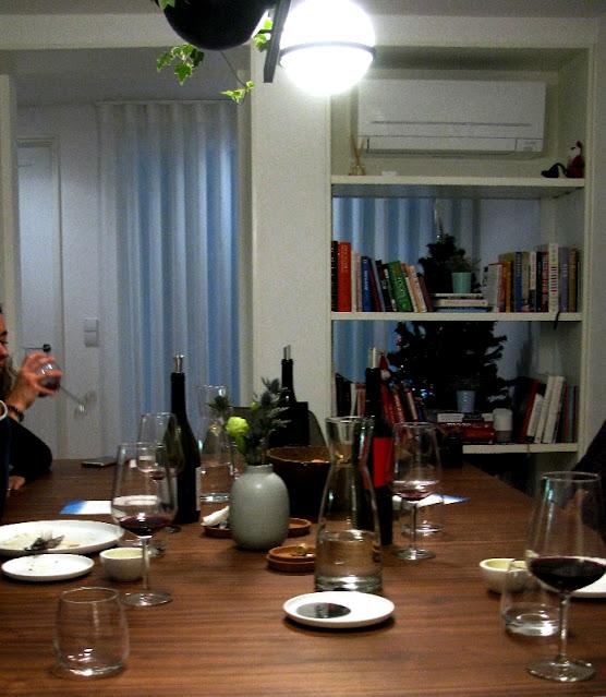 mesa de jantar  e casa super club