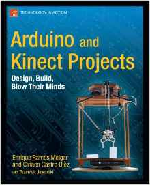 Arduino and Kinect Projects pdf download free