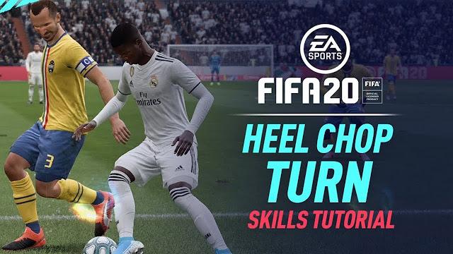 New Heel Chop Turn Skill FIFA 20 - DE JAY'S BLOG