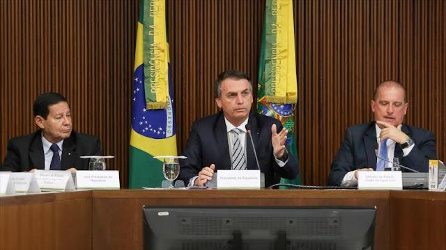 Bolsonaro confirma que Brasil saldrá del acuerdo migratorio de ONU