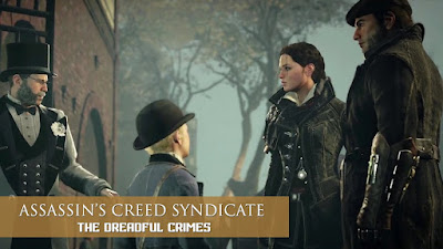 Assassin's Creed Syndicate The Dreadful Crime PC Game Free Download