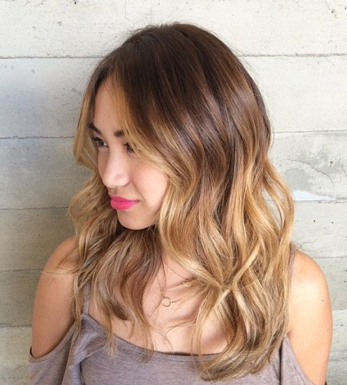 La versatilidad es una de las ventajas más fuertes de la técnica de color balayage pelo. Cualquier color de base tiene o elija, siempre vas a ser capaz de