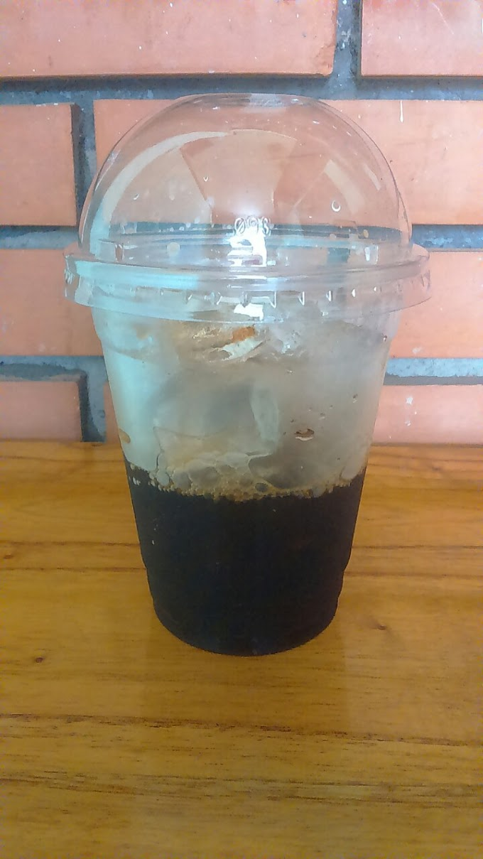 Cafe đen đá