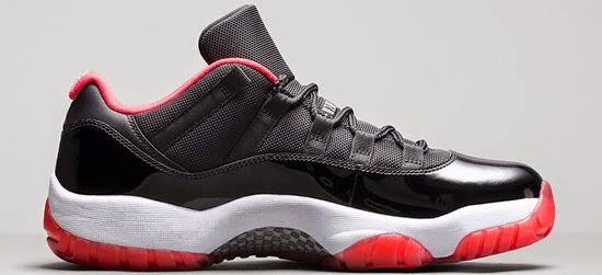 2015 Nike Air Jordan 11 Low Retro Concord White Black-Concord 52